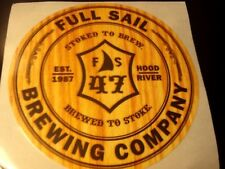 Full Sail Brewery Sticker