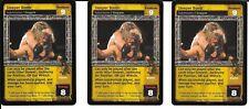 WWE RAW DEAL - 3X Sleeper Bomb FREE SHIPPING* RARE Playset Multi