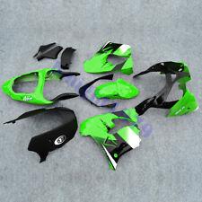 Green Fairing Bodywork Set upper side For Kawasaki Ninja ZX9R ZX-9R 2000-2001 01