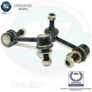 For NISSAN 350Z 350 Z 2003-2009 FRONT ANTI ROLL BAR DROP LINKS RODS LEFT RIGHT 2