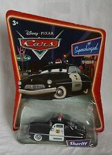 Disney Pixar Cars Supercharged Series Sheriff Die Cast Car NEW Mattel 2007
