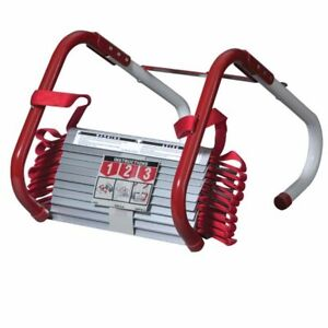 Kidde KL-3S Three-Story Fire Escape Ladder, 25-Foot Never Used In Box
