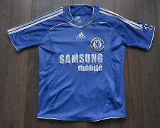 Chelsea Home Shirt Jersey Adidas Soccer 2006-08 Size XS