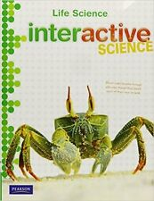 Pearson Interactive Science Life Student Book National Edition for Grades 6-8