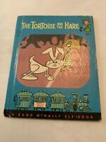 1962 The Tortoise And The Hare A Rand McNally Elf Book