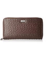 Calvin Klein CK Women's CK All Over Print Leather Zip Around Wallet #74287