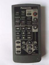 Panasonic N2QAEC000003 Video Camera Remote Control