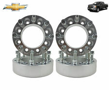 "4 Pc Set 2012 Chevy Silverado 2500HD 3500HD 8 Lug 2"" inch Wheel Spacers Duramax"
