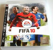 FIFA 10 for Playstation 3  PS3 - with box & manual