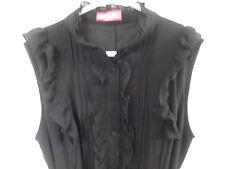 KITTY KAT Womens Black Dress Size 10