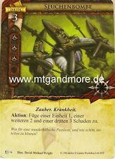Warhammer Invasion - 1x Seuchenbombe  #034