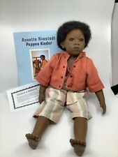 "1992/1993 Annette Himstedt Doll ""Pemba� 23�"