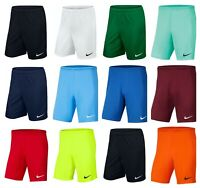 Nike Mens Football Shorts Dri-Fit Park III Shorts Gym Training Sports Running