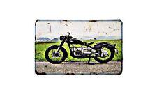 Condor A580I Motorbike A4 photo Retro Bike