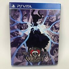Skull Girls 2nd Encore (Sony Playstation vita, 2017) LRG/Limited Run #100-NEW