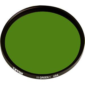 New Tiffen 138mm #11 Green (1) Filter MFR # 13811G1