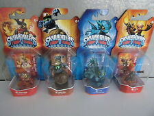 Skylanders Trap Team - 4 Figuren: Trail Blazer, Rocky Roll, Echo, Torch - Neu