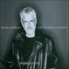 Anything Anytime Anywhere (Singles 1979-2002) by Bruce Cockburn (CD,...