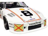 "Norev 1/18 Diecast Model Porsche 935 #8, Daytona 24H (1977) ""Kremer Racing"""