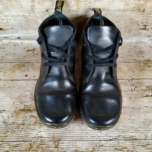 Dr Martens DMs Dr Martins Will Desert Ankle Boot Black UK 8 US 9 EUR 42 Used