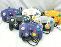 Nintendo Gamecube Controller 1st Party 5-7/10 Stick Tightness - Choose Color