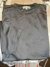 PAOLO VALENZE 2XL CHARCOLE GREY MOCK NEW