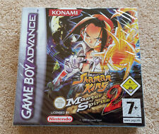 Shaman King Master Of Spirits 2 GAMEBOY ADVANCE GBA nintendo /neuf blister