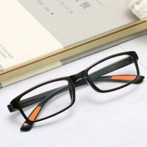 Ultralight Reading Glasses Men Women Clear Lens Presbyopia Glasses U9M0