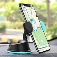 Hot 360° Universal Car Holder Stand Mount Windshield Bracket For Cell Phone GPS