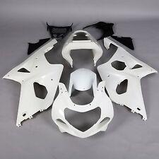Injection Unpainted ABS Fairing Bodywork Kit For Suzuki GSXR1000 2000-2002 New