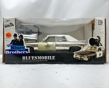 Joyride 1974 Dodge Blues Brothers Monaco Sedan, 1:18 Dirty Gold Chrome
