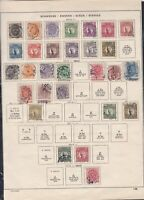 sweden stamps page ref 18162