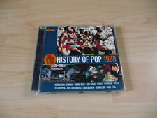 CD History of Pop 1988: Fancy Desireless Yello Yazz Kim Wilde Robin Beck Guesch