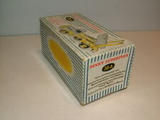 ° Dinky Toys #38A - SCATOLA VUOTA originale per Unic Multibenne Marrel