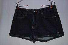 Juniors ANGELS Blue  Denim Jean Shorts Size 9