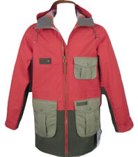 NEW! $270 Burton Heritage 3L Trench Mens Snowboard Jacket!  S  *Shell*  Red