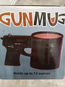 Gun mug offee mug
