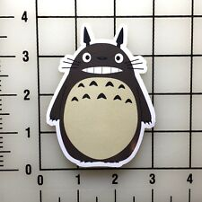 "Totoro 4"" Tall Vinyl Decal Sticker BOGO"