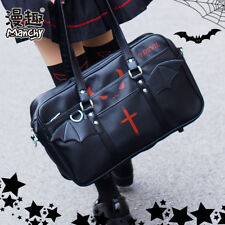 Lolita Harajuku Kawaii Devil Gothic Handbag Girl Lady Shoulder Sweet Uniform Bag