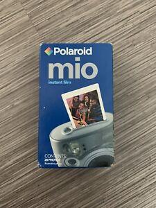 Polaroid MIO Instant Film 20 photos Sealed box, expired 4/2006