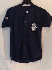 Seattle Mariners YOUTH jersey-Russell Athletic-NWT-XL-Great gear 4 little M's