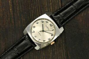 Watch Vostok 2209 Mens Wostok 18j Watch USSR Vintage Dress Soviet Vintage Watch