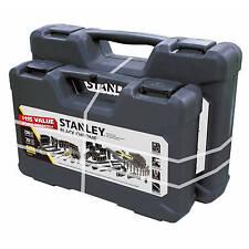 NEW Stanley 226-Piece + 70-Piece Bonus Mechanic Set Kit Tool Tools Metric...
