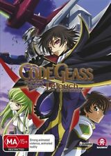 Code Geass 10th Anniversary: Complete Series (Limited Edition) NEW DVD