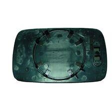 Bmw Serie 3 E36 - 5 E34 9/1988-01/1997 Piastra specchietto vetro asferico blu sx