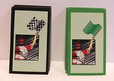 MONOPOLY 2002 NASCAR Replacement Game Pieces Community Chest & Chance FLAG Cards