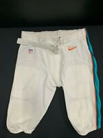 MIAMI DOLPHINS #97  NIKE GAME USED FOOTBALL PANTS RARE SIZE 44 W/BELT