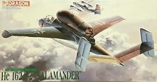 He 162A-2 Salamander 1/48	5508 Dragon Plastic kit New!
