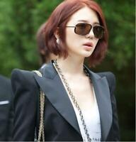 Womens Outwear Power Shoulder Tuxedo Lapel Blazer Short Suit Slim Jacket Coat S3
