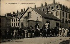 CPA Coulommiers - La Caserne (472025)